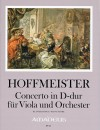 HOFFMEISTER Concerto in D major - Piano score