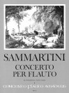 SAMMARTINI Concerto in F major - piano reduction