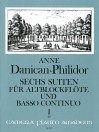 DANICAN A. 6 Suiten - Band I: 1-3 - Part.u.St.