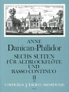 DANICAN A. 6 Suiten - Band II: 4-6 - Part.u.St.