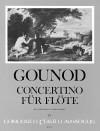 GOUNOD Concertino for flute and orchestra