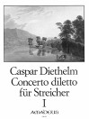 DIETHELM Concerto Diletto Nr. 1, op. 141a