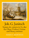 JANITSCH Sonata da camera Es-dur - Part.u.St.