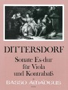 DITTERSDORF Sonata in E flat major