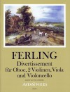 FERLING Divertissement op. 6 - Part.u.St.