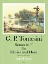 TOMESINI Sonata in F - Part.u.St.